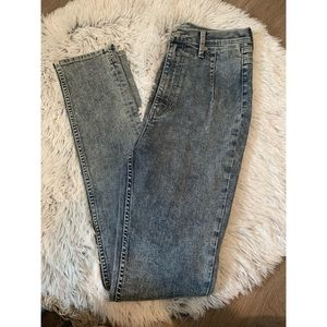 Free people | High rise jeans